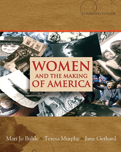 Women and the Making of America - Book Cover