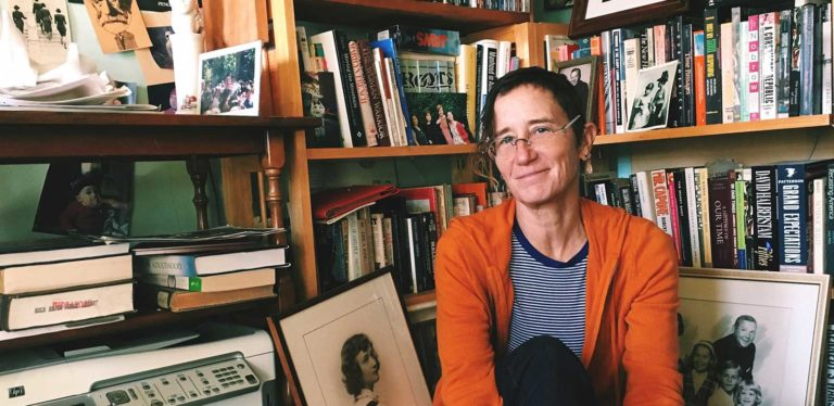 Jane Gerhard - Author